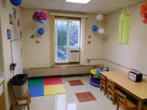 Nursery Upgrade Sept 2018 - east side
